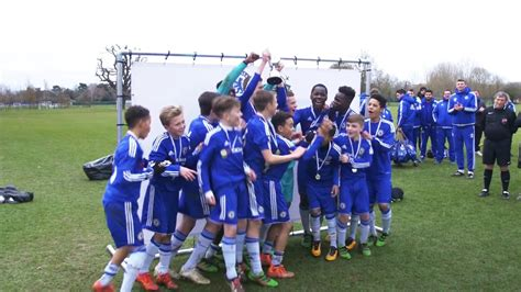 chelsea academy players aftermovie chelsea fc football cup u14 2016 youtube