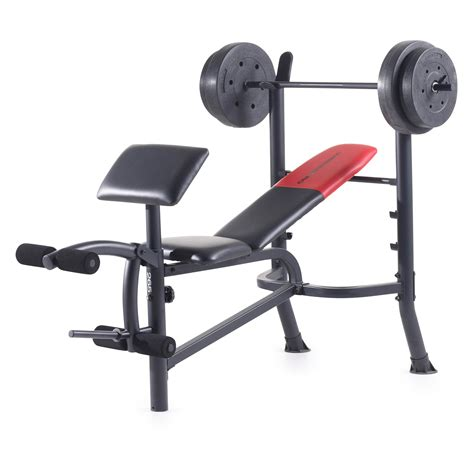 bench press for weight weider pro 265 bench press bench presses at hayneedle