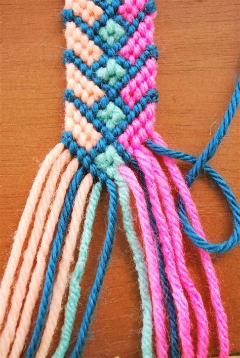 embroidery crafts projects best 25 yarn friendship bracelets ideas on