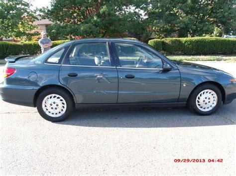2002 saturn 2 door sell used 2002 saturn l100 base sedan 4 door 2 2l in