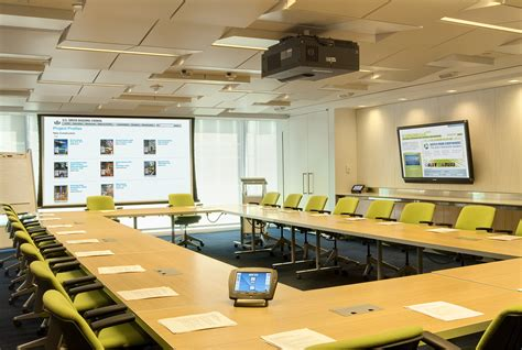room layout for video conferencing u s green building council conference room table open