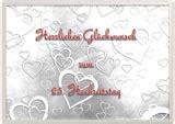 Kostenlose Vorlage ã Karte Hochzeit Silberhochzeit Karten Kostenlos Zum Durcken