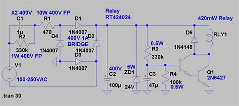 inrush current limiter using inductor does this look ok as an inrush current limiter page 1