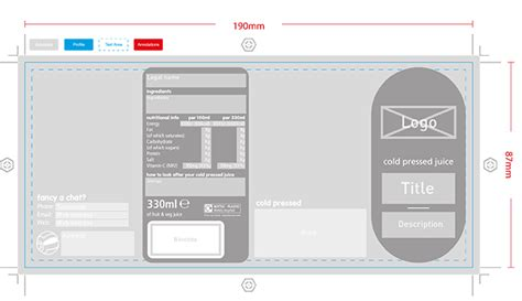 Itarus Limited Artworkonline Smoothie Website Template