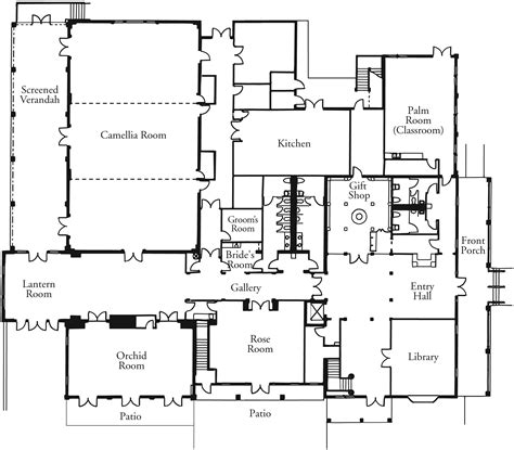 floor plan for house floor plans leu gardens