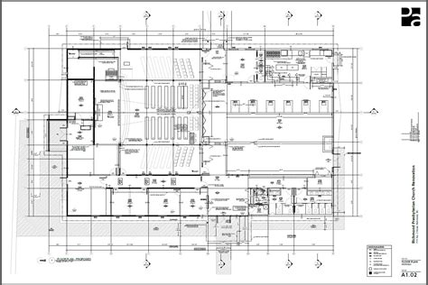 architectural floor plan rpc architectural floor plan richmond presbyterian church