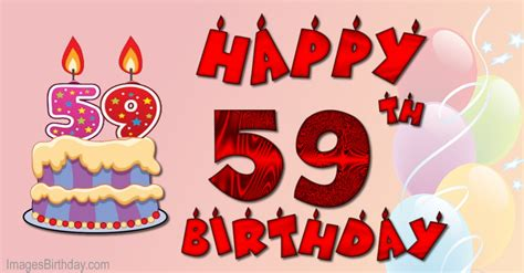 56 Birthday Quotes Wishes 59 Year With Wishes Happy Birthday Picture