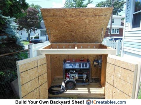 Garage Generator by Pictures Of Generator Sheds Photos Of Generator Sheds
