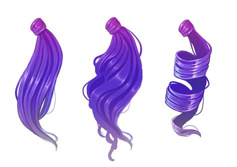 how to color from hair how to draw hair step by step with downloadable pdf
