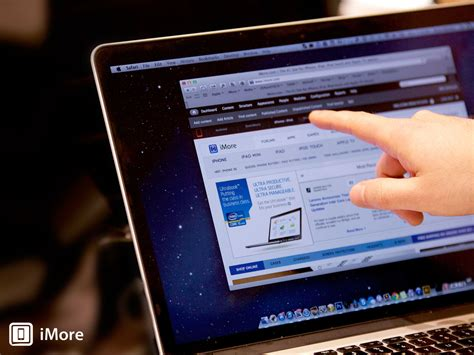 Laptop Apple Touchscreen time for touchscreen macs hell no imore