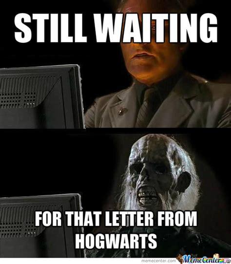 Meme Letters - letter from hogwarts by superclassycow meme center