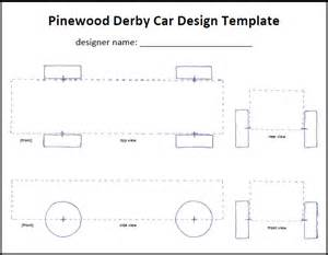 cub scout pinewood derby car tempate kurt s blog