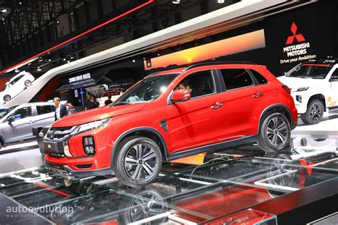 Mitsubishi Space Facelift 2020 by 2020 Mitsubishi Asx Facelift Looks Modern Only From The