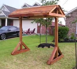 extraordinary pergola swing stand plans garden landscape