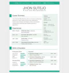 free cv template best 20 resume templates ideas on no signup