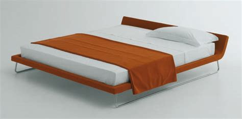 modern low profile bed eleen low profile modern bed from mdf italia