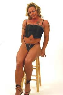 Brenda Smith S Muscular Athletic Legs Especially Calves Daily