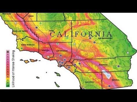 earthquake simulation southern california earthquake simulation perspective