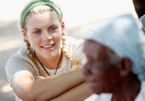 Help Malawi Foundation Takes Trip With Busy Phillips by Busy Philipps In Help Malawi Partners With Wilderness