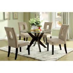 wall dining room glass table wooden