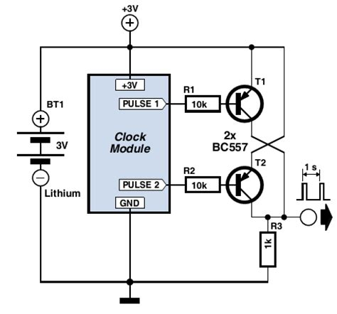 quartz diagram circuit diagram quartz clock wiring diagram with description