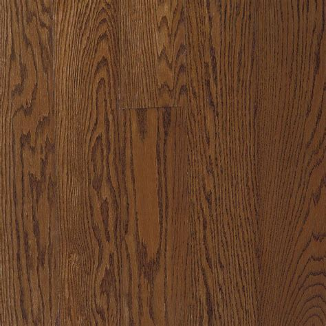 Solid Oak Hardwood Flooring Bruce Abbington Gunstock Premium White Oak Solid Hardwood Flooring 5 In X 7 In Take Home