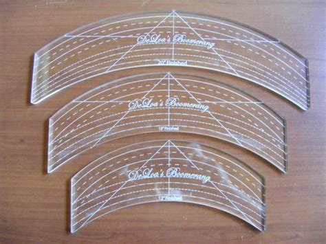 longarm templates and rulers pin by val on sewing
