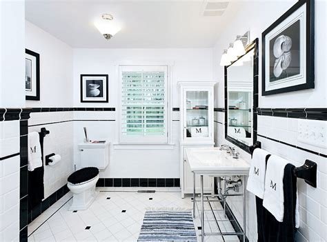 black and white bathrooms design ideas decor and accessories