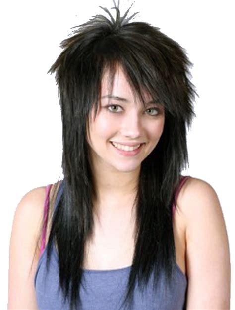 imagenes de chicas rockeras y metaleras rock pasi 211 n y estilo cortes y peinados emo punk para chicas