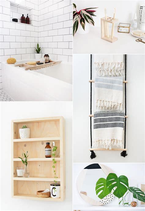 diy hauptdekor ideen badezimmer we inspiration badezimmer diys we handmade