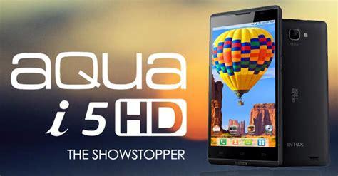 aqua speed hd pattern unlock intex aqua i5 hd with 5 inch hd display 13mp camera