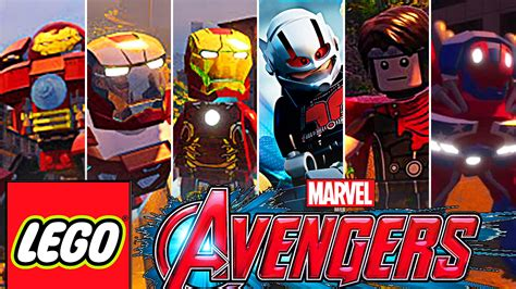 how do u get the new mystery character in cross road on the new update lego marvel s avengers ant man more characters