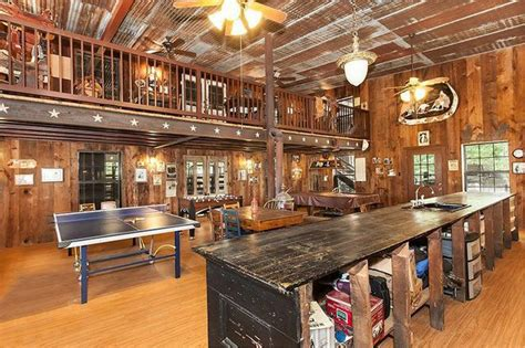 saloonparty barn countryliving realestate barn living