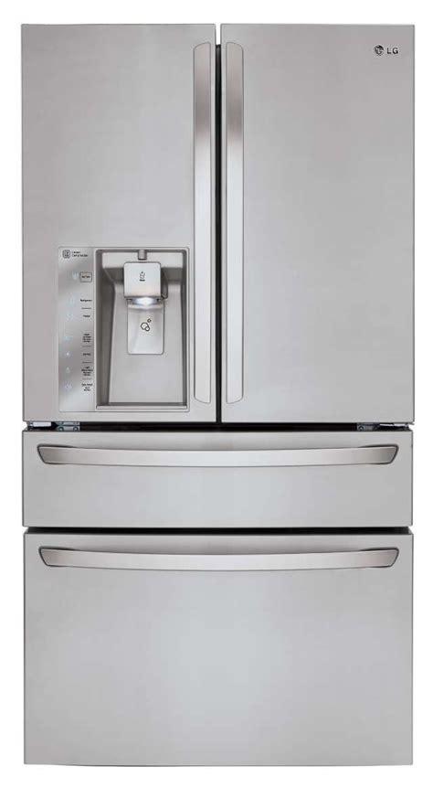 refrigerator door reviews lg refrigerator reviews the best in 4 door door lg