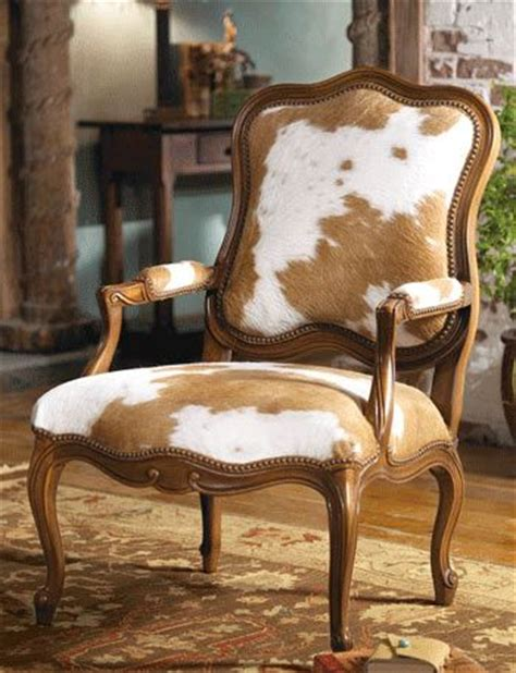 Faux Cowhide Furniture - best 25 cowhide chair ideas on