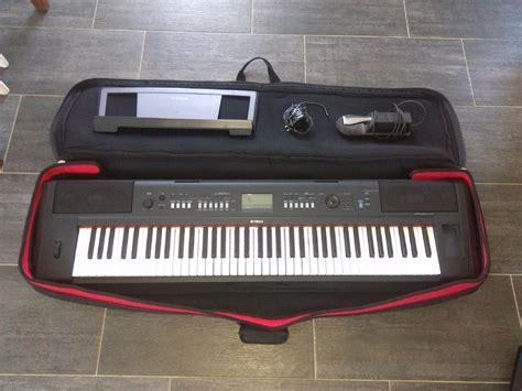 Keyboard Yamaha Np V80 yamaha np v80 image 1603656 audiofanzine