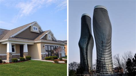 buying a condo vs buying a house living in a house vs a condo ratehub blog