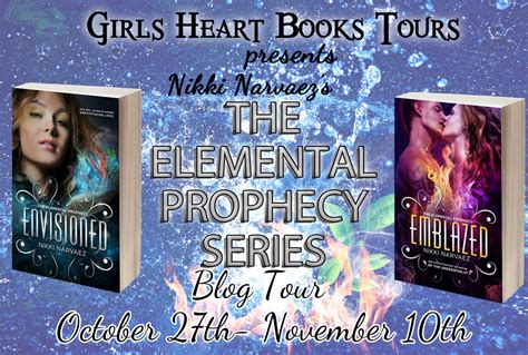 Prophecy The Elements Of Series consuming worlds elemental prophecy by narvaez