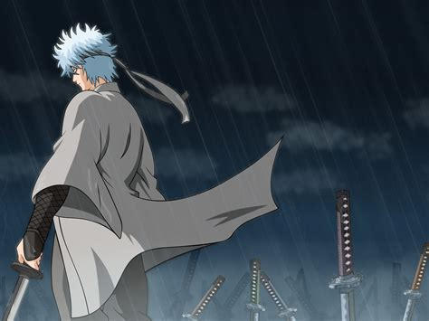 anime gintama gintoki wallpapers gintama wallpapers pictures free download