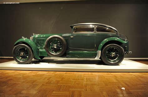 bentley speed six 1930 bentley speed six at the portland museum