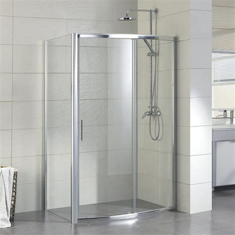 Shower Enclosure by 48 Quot X 32 Quot Iben Curved Front Shower Enclosure Bathroom