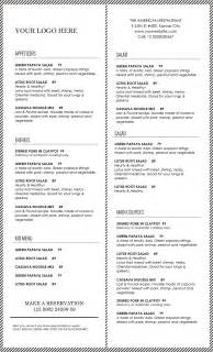 menu templates word design templates menu templates wedding menu food