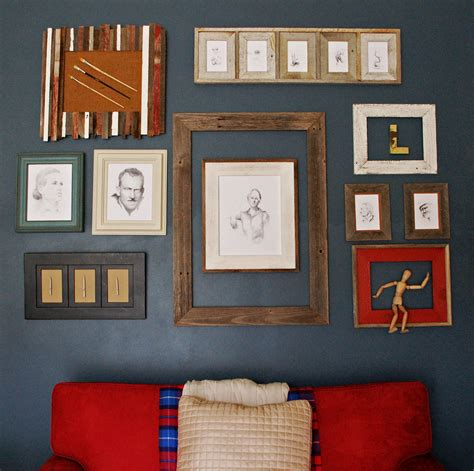 unique collage frames unique gifts with rustic collage frames