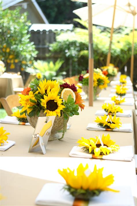 the tuscan sun bridal shower a stunning affair s weblog