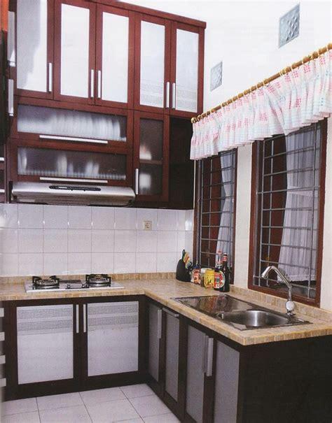 desain interior dapur sederhana panduan desain rumah