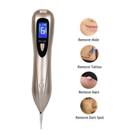 tattoo care plasma newest laser plasma pen mole removal dark spot remover lcd