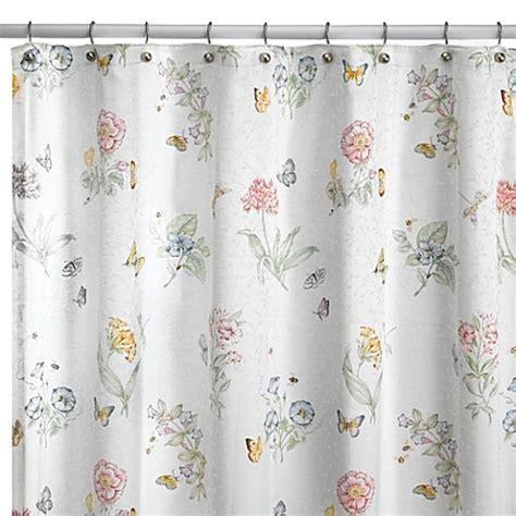 lenox butterfly meadow      fabric shower
