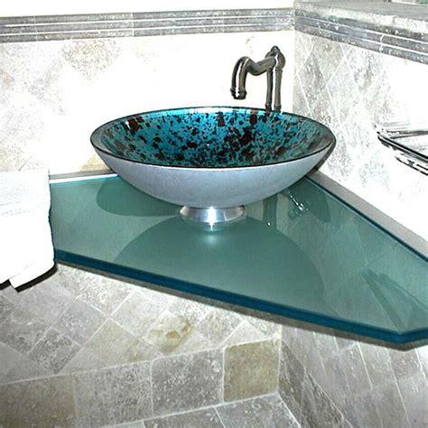 Glass Sinks And Countertops by Glass Vanity Tops Raleigh Nc Vanity Sink Custom Glass