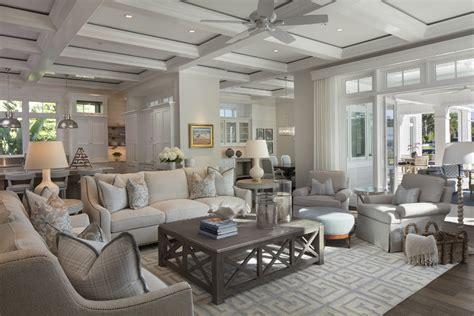 Traditional Contemporary Living Room Port Royal Coastal Traditional Interior Design Gallery