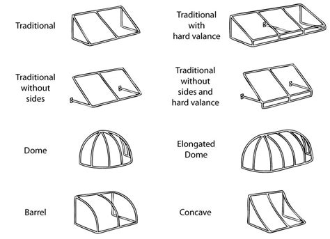 types of awnings awnings custom tropical j s inc